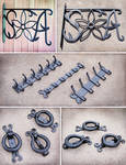 Forged objects 4 by Astalo