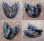 Moosehead door knocker