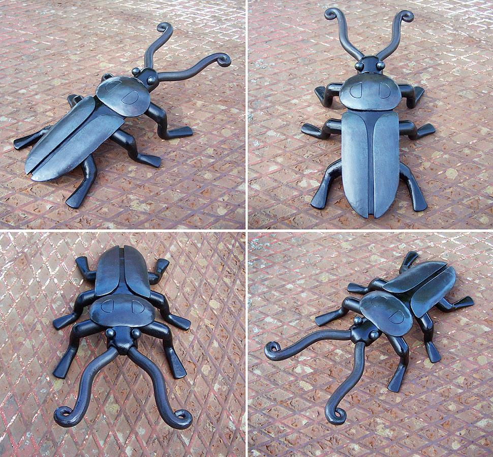 Beetle bootjack by Astalo