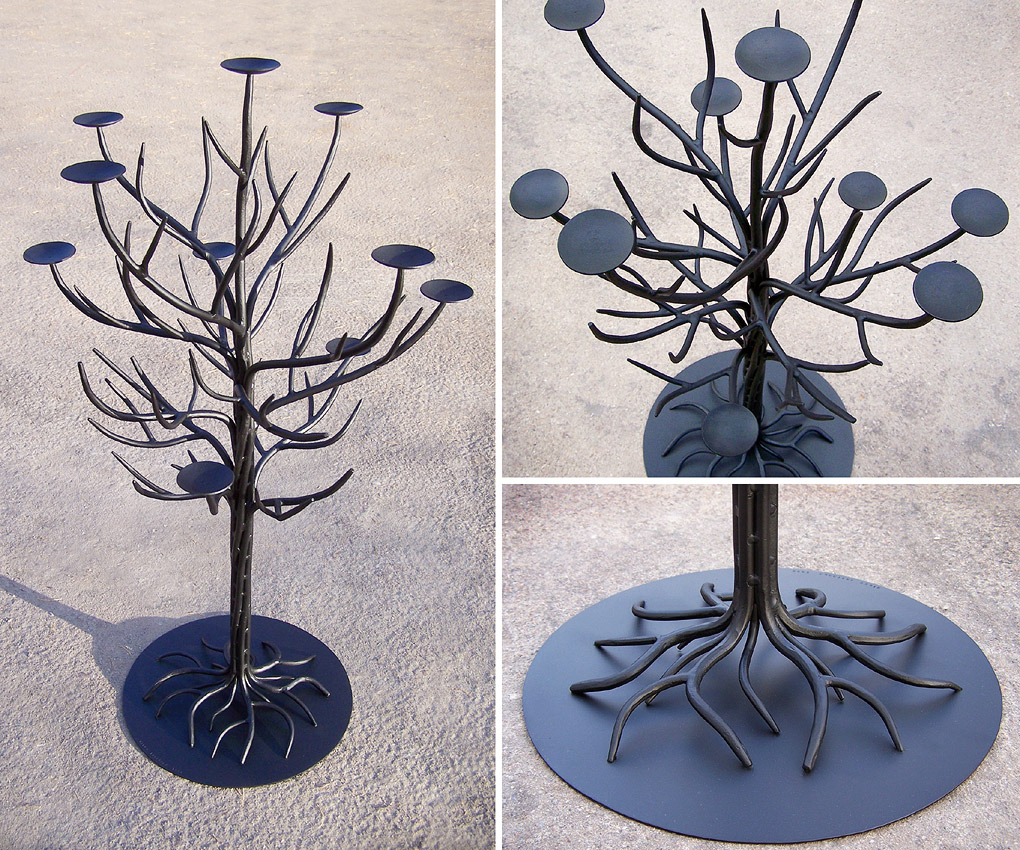 Candle Tree by Astalo