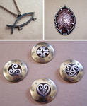 Mixed metal jewelry 2