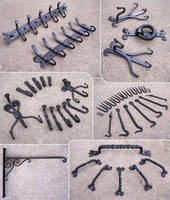 Forged objects 8 by Astalo