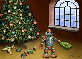 Electric Elf by Astalo