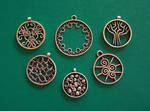 Round amulets 2