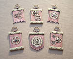 Clockpunk pendants 10