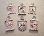 Clockpunk pendants 10