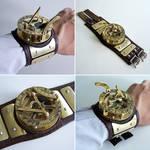 Sundial Wristwatch