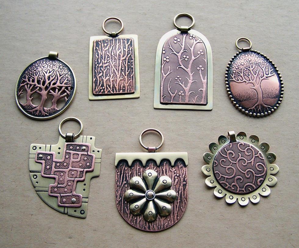 mixed metal jewelry 3 by astalo on deviantart