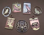 Mixed metal jewelry 4