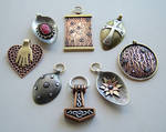 Mixed metal jewelry 5