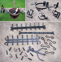 Forged objects 14 by Astalo