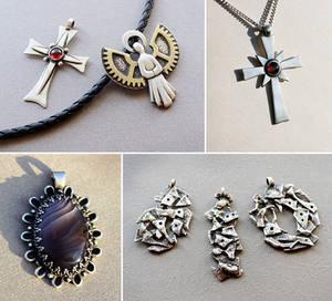 Silver jewelry 6