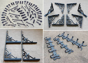 Forged objects 18