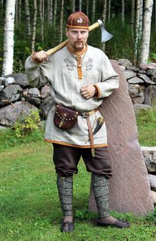 Viking costume 2