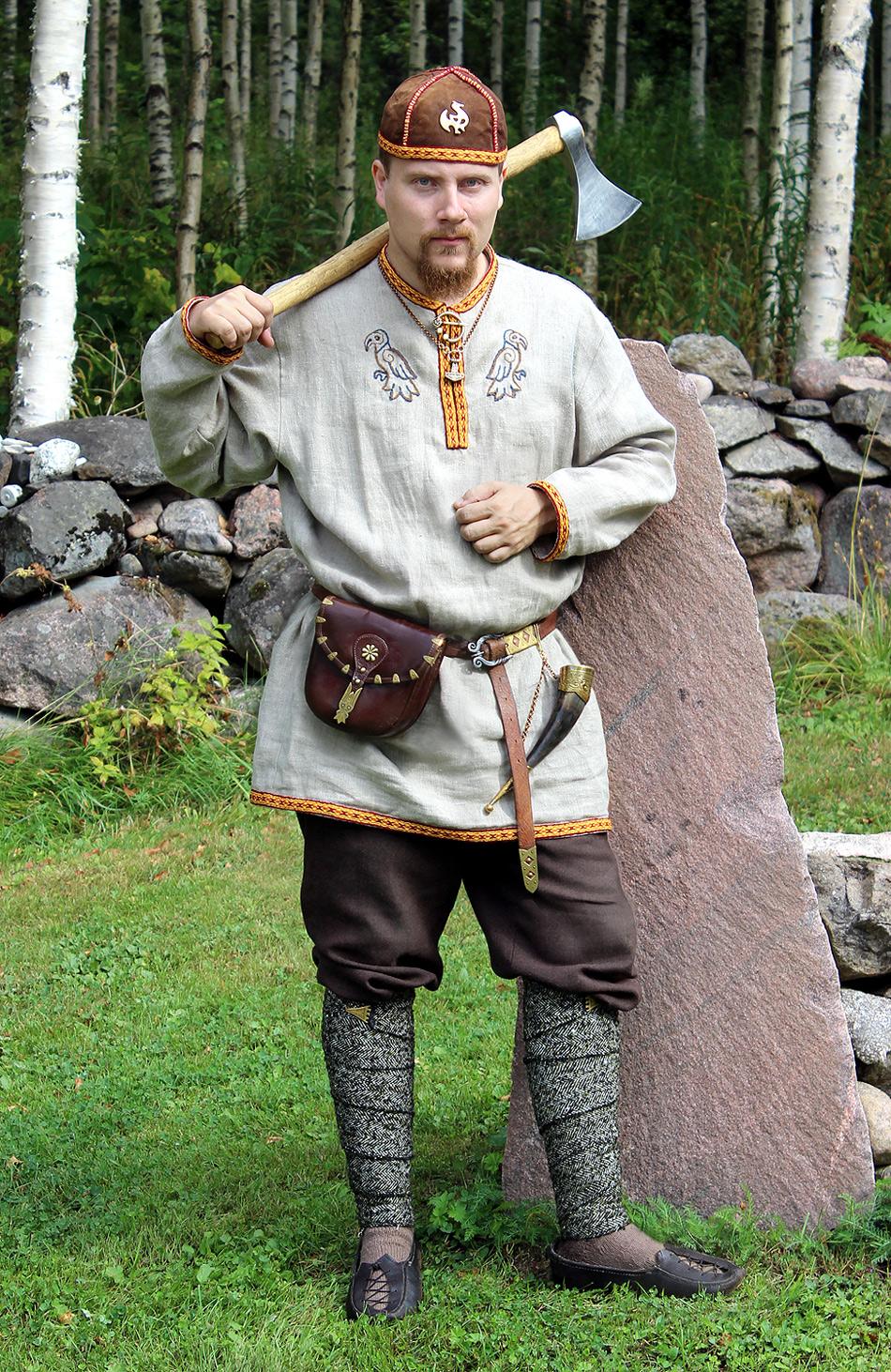 Viking costume 2 by Astalo on DeviantArt