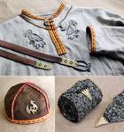 Viking props 1 by Astalo