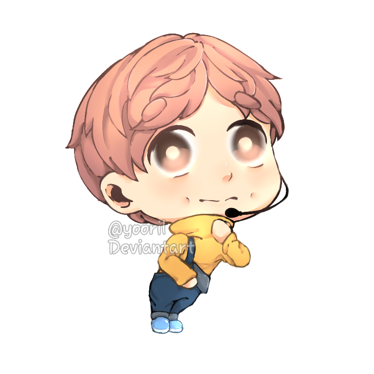 Rm Gogo Fanart Chibi By Yooril On Deviantart