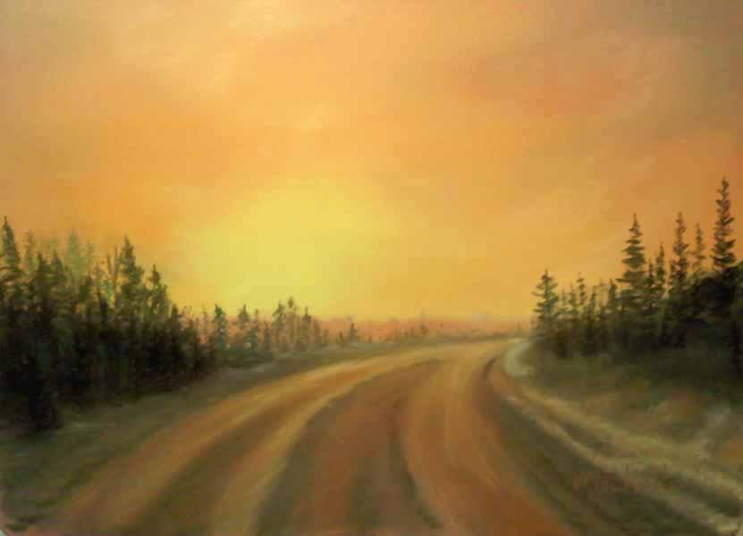 'Sunset' by MountainInspirations