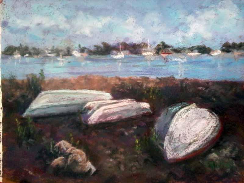 Rye Harbor by MountainInspirations