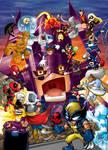Marvel Ultimate Alliance SD-c