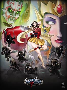 Snow White Poster 00