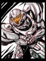 Metroid Fan Art 00 by DRa90NBoi