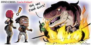 Dino Crisis: You're Extinct 02