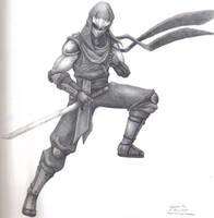 Ninja Concept: Ansatsu by DRa90NBoi