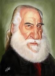 Jose Larralde by sergioBenitez