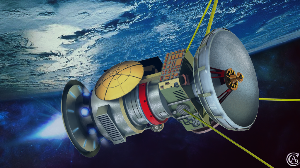 art space probe - photo #16