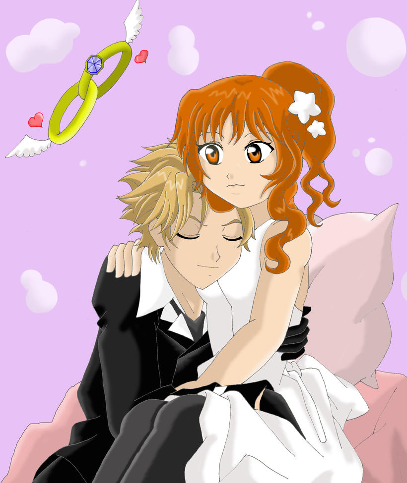 Vampire Knight Wedding by AmyroseHaruka