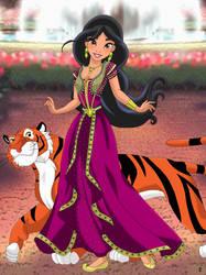 Jasmine Speechless