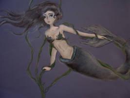 Tangled in the Ocean by bsdancer31