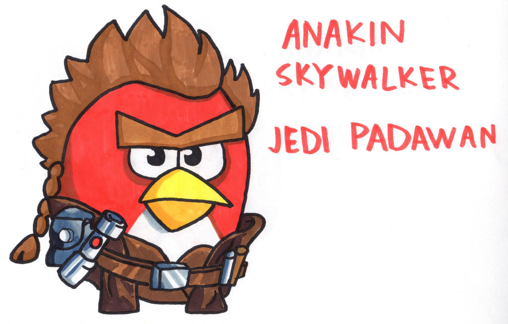 Angry Birds Star Wars II by YouCanDrawIt on DeviantArt