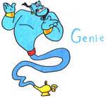Genie by YouCanDrawIt