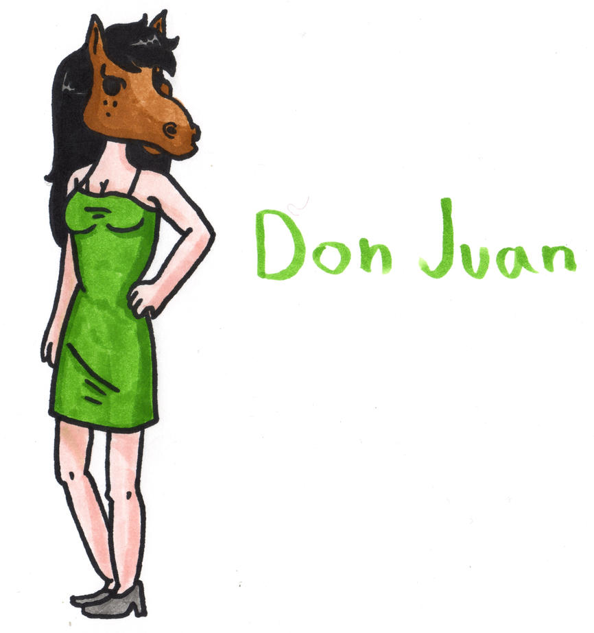 Don Juan by YouCanDrawIt