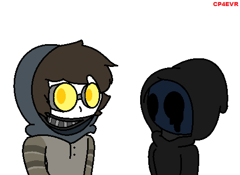 Ticci toby and eyeless jack practice by creepiest pasta 4evr on