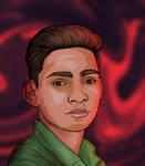 portrait 3 (vector)