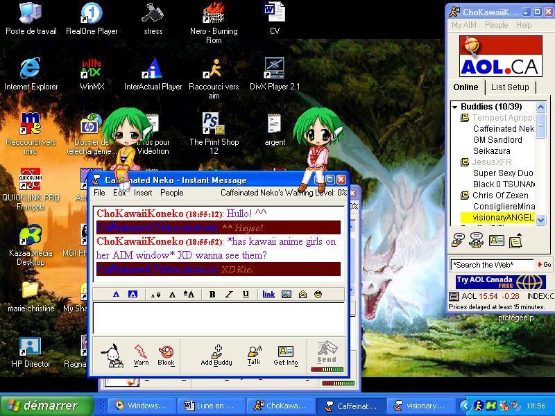Kawaii Desktop-chan