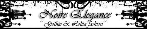 Noire Elegance Banner by crazystar