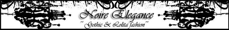 Noire Elegance Banner
