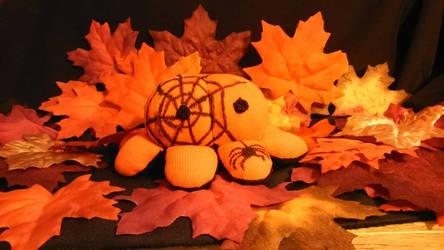 Halloween Octoplush by crazystar