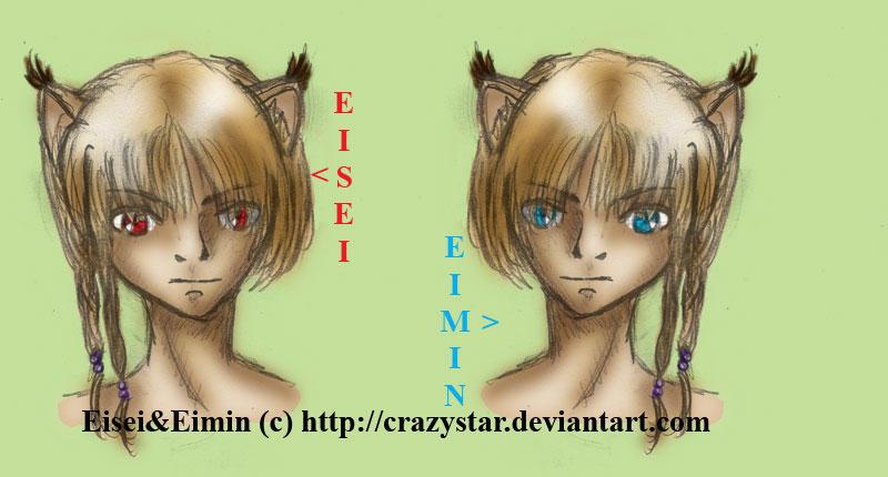 Twins- Eisei+Eimin