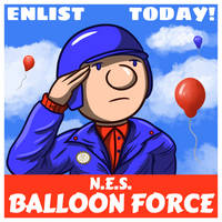 Enlist today by CortatG