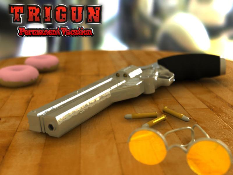 Trigun - Permanent Vacation by LuchiferTheAlmighty