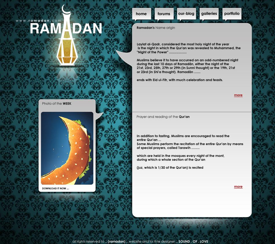 RAMADAN by SALAM-SOL