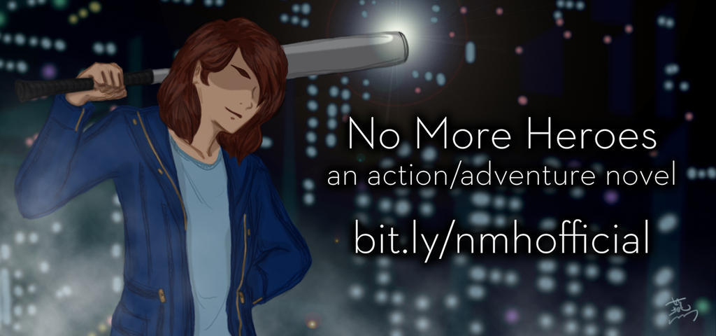 No More Heroes (an action/adventure novel)