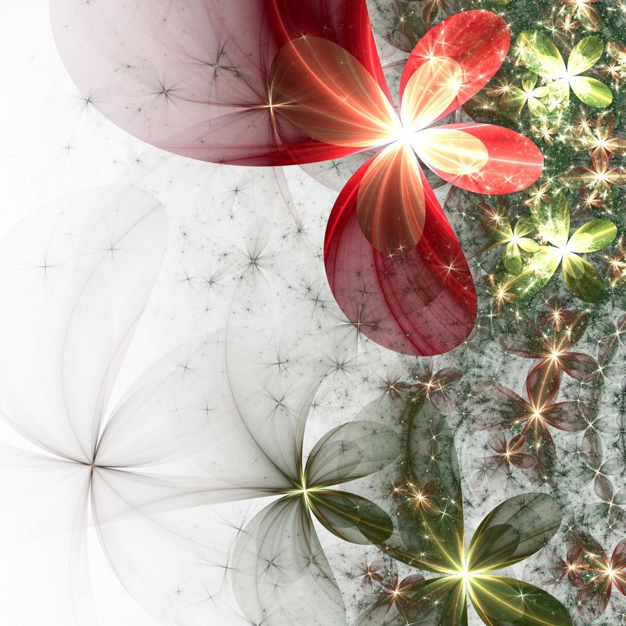 Flower garden by KeilaNeokow