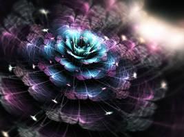 Flower in the Dark by KeilaNeokow