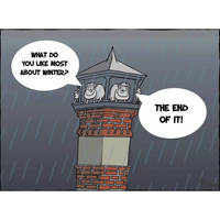 The end of it  by Sopecartoons